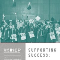 Supporting Success The Higher Education in Prison Key Performance Indicator Framework